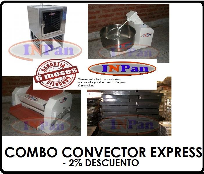COMBO CONVECTOR EXPRESS