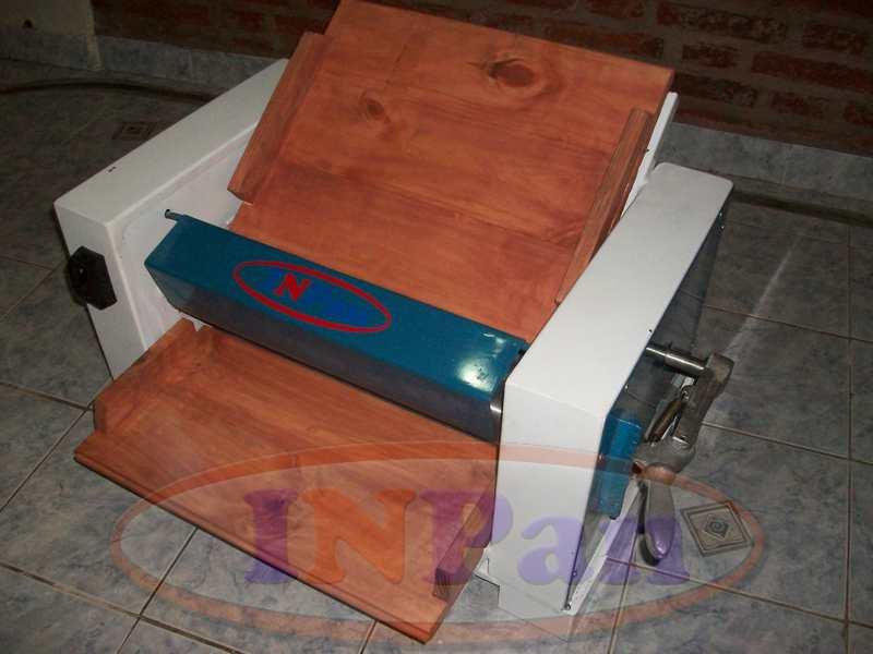 Sobadora Mesa 450mm Inpan