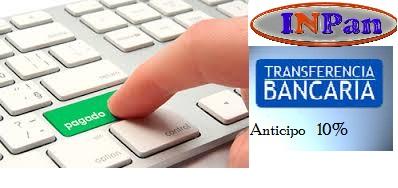 formas de pago transferencia